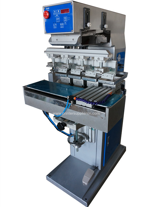 Multi-color Pad Printing Machinery