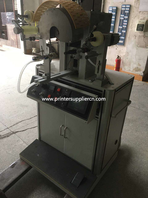 Hot Foil Stamping Machine for Irregular
