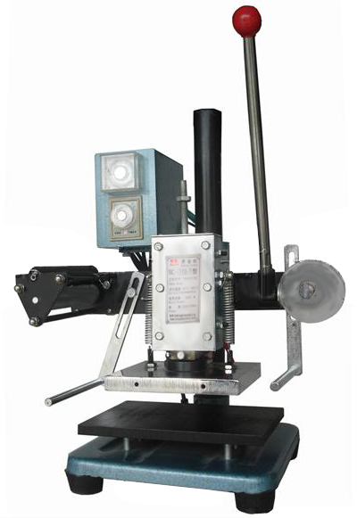 Economical Manual Hot Stamping Machine
