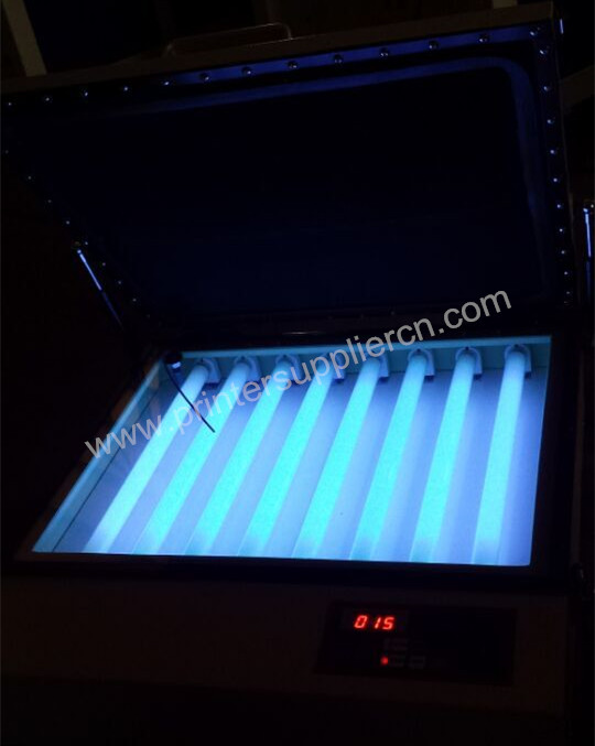 UV Light Exposure Machine