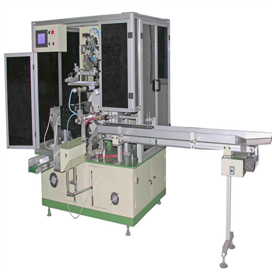 Soft Tube Automatic Screen Printer