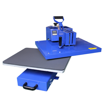 Swing-away heat press machine 3808