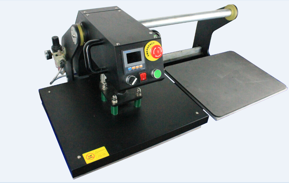 Pneumatic Auto Heat Press Machine B2