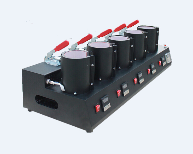5in1 mug press machine MP150X5