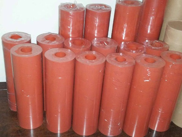 Silicone Rubber Roller for Hot Stamping Machine