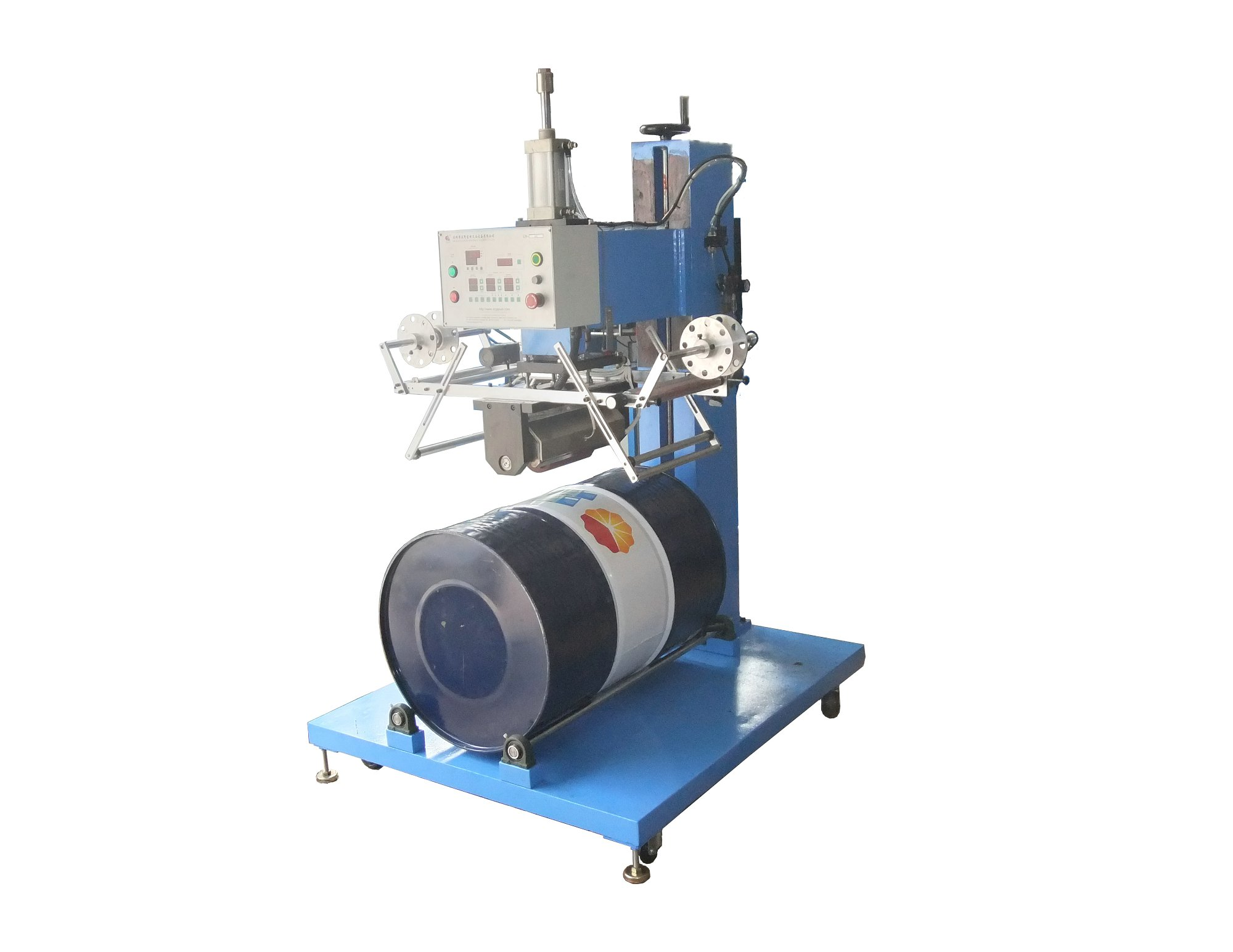 Heat-Transfer Machines for Bucket/Planter/Pot
