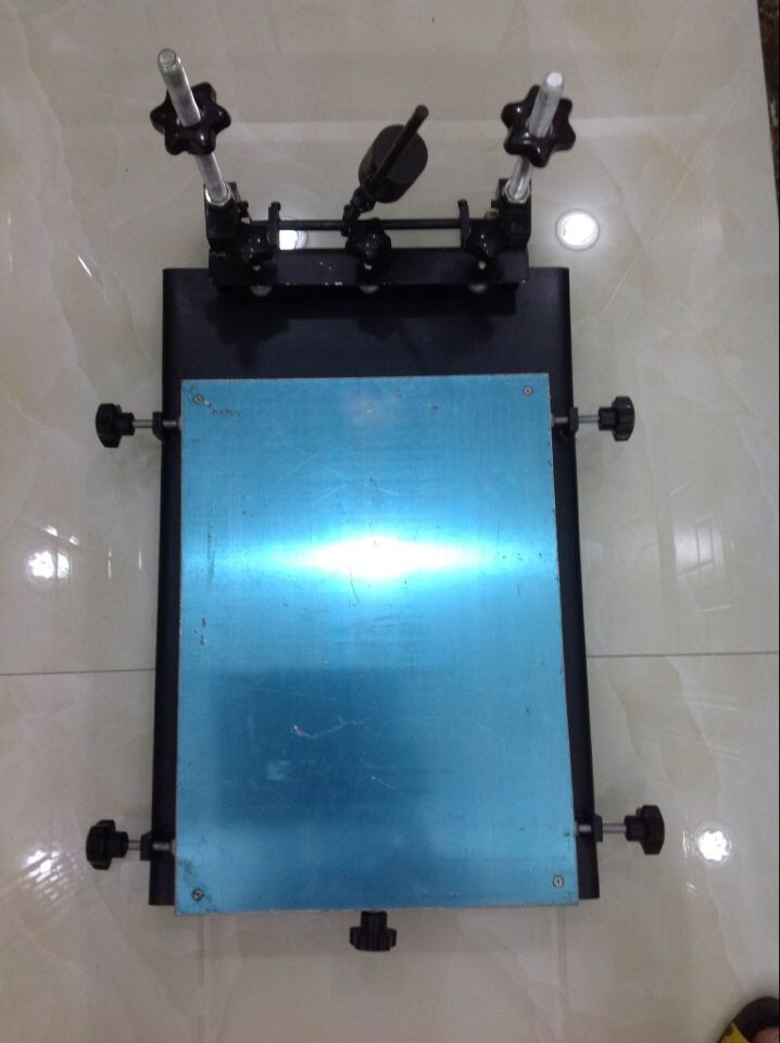 Manual screen printer price