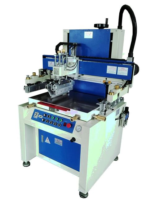 Plane Vertical Screen Printing Equipment