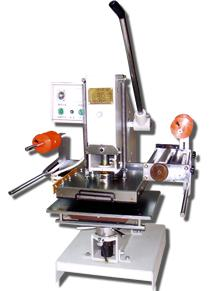 Manual Gilding Press machine