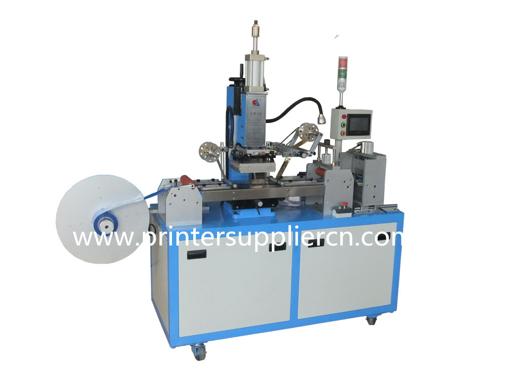 Automatic Coiled Material Hot Stamping Machine