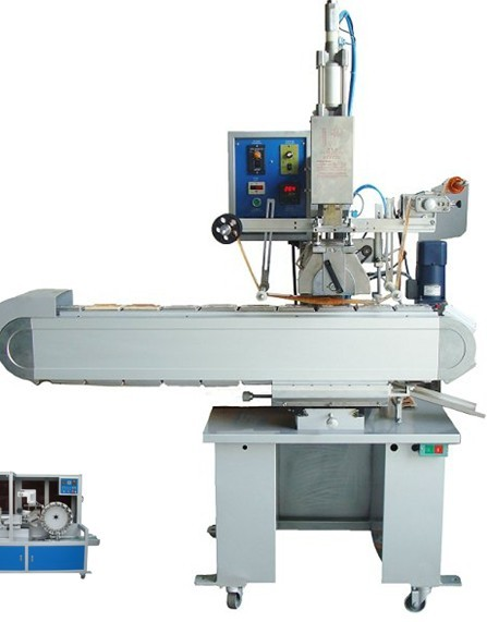 High Speed Heat Transfer Printing Machine with Turning Belt for Irregualr