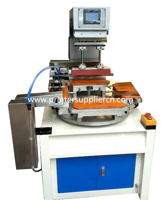 Automatic Ruler Pad Printing Machine, Ruler Pad Printing Machine