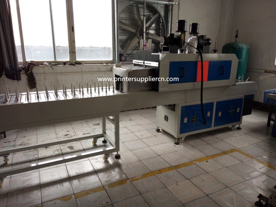 Bottle UV Curing Machine