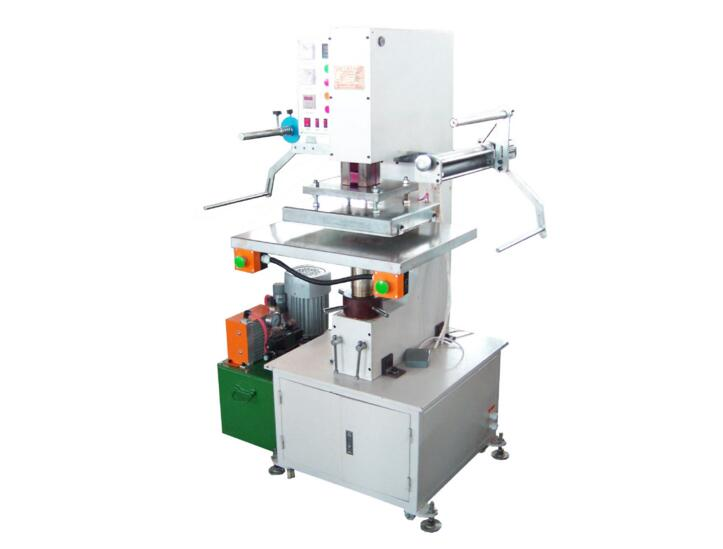 Hydraulic Hot Foil Stamping Machine
