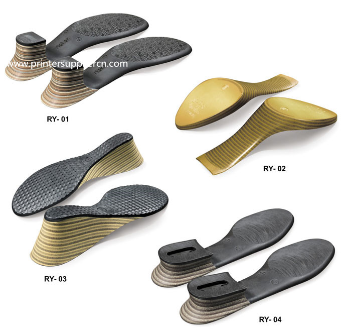 Two Color Shoe Slipper insole Pad Printing Machine