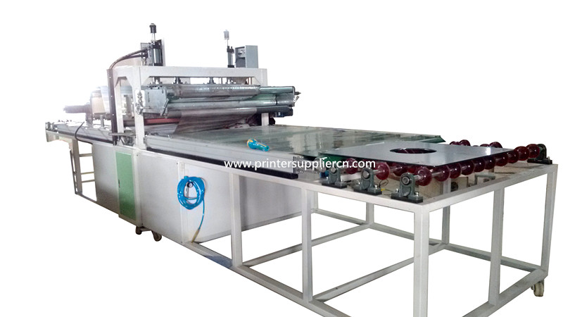 Glass Sheet Heat Transfer Machine