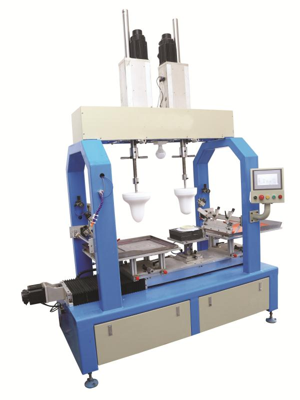Pad Printing Machine for Bowl