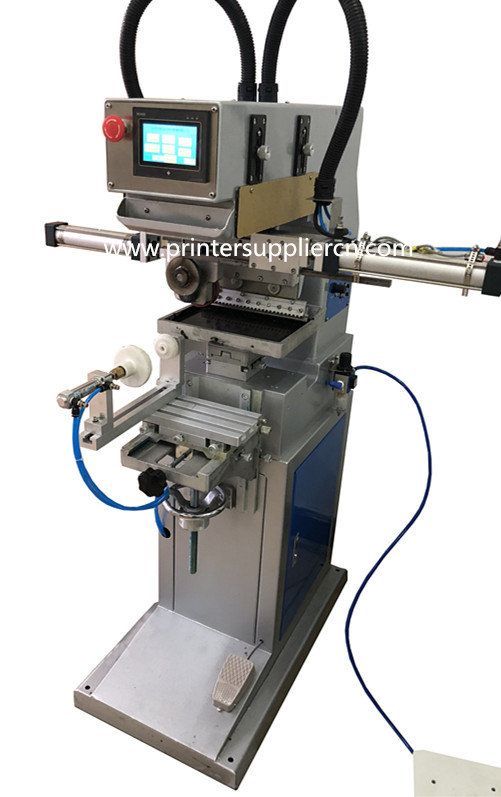 Roller Pad Printing Machine for Plastic Cup