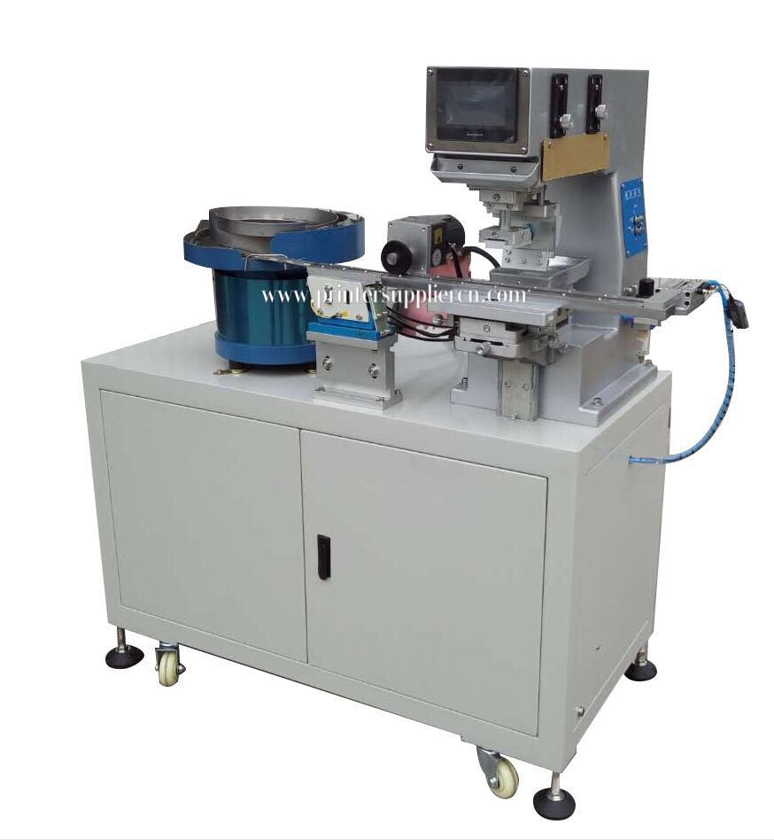 High Speed Automatic Pad Printing Machine for USB Memory Card SD Card