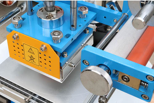 Pneumatic Number Code Stamping Machine