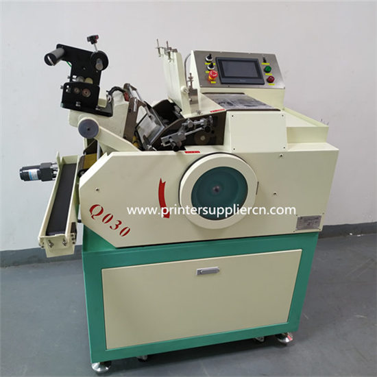 Update Automatic hot foil stamping machine for business card