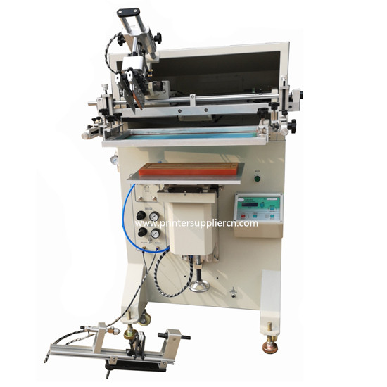Semi Automatic screen printer for Ruler