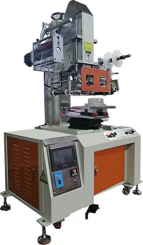 Hot Stamping Machine for Napkin Paper Board
