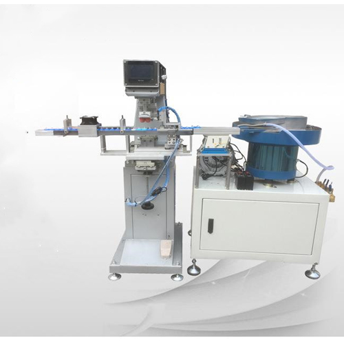 Automatic filter pad printing machine