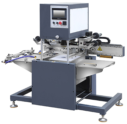 Automatic Hot Stamping Machine for Paper