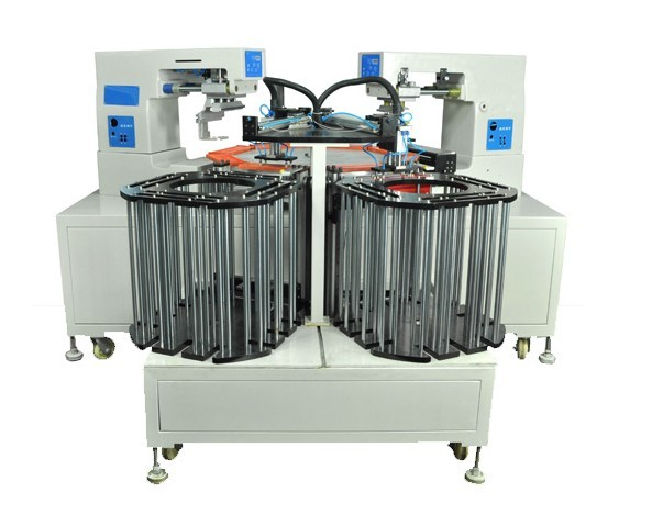 Automatic Two Colors Ruler Tampo Printing Machines