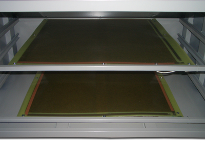 Screen Printing Drying Cabinet