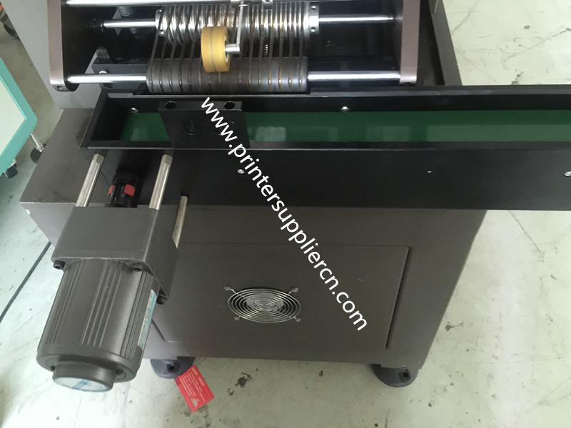 Automatic business card hot stamping machine