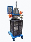 Hot Stamping Machine For Turnover Case