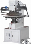 Car number plate hot stamping machine
