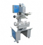 Plane Hot Stamping Machine with Converyor