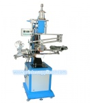 Flat surface hot stamping machine