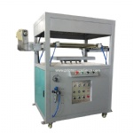 3d vacuum heat transfer machine for Sweeper and shoes